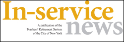In-service News (Fall 2019)